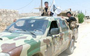 قوات النخبة السورية تيار الغد السوري