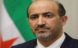 الجربا يهنئ السوريين بحلول شهر رمضان