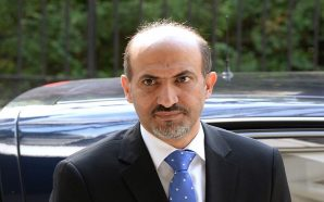 الجربا يلتقي لافروف خلال زيارة رسمية إلى موسكو