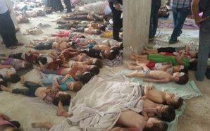 موسكو تنتقد اتهام واشنطن للأسد بارتكاب مجزرة الكيماوي في الغوطة…