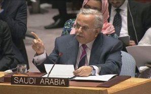 السعودية تدعو المجتمع الدولي إلى بذل جهود أكبر لتحقيق الحل…