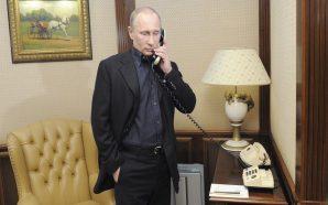 بوتين يبحث مع أردوغان وروحاني الدفع بالعملية السياسية في سوريا