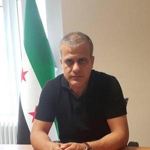 أحمد شبيب عضو المكتب السياسي بتيار الغد السوري