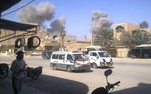 غارات روسية مكثفة على دير الزور وداعش ينتزع مواقع جديدة…