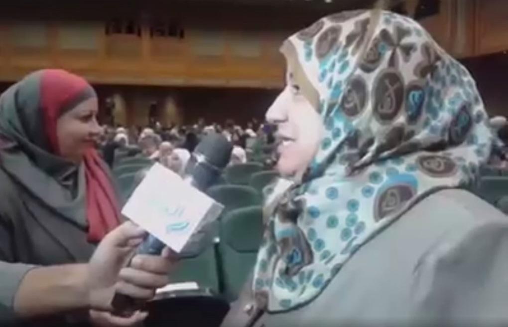 السيدة ثناء كسر رابطة سوريات وعضو تيار الغد السوري