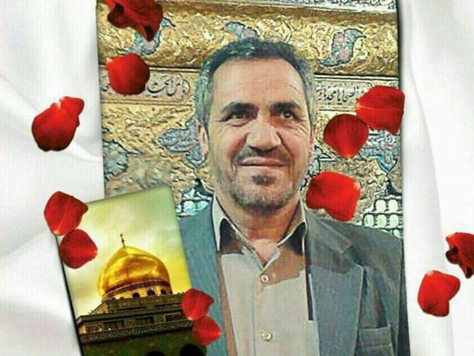 العميد في الحرس الثوري الإيراني غلام علي قلي زادة