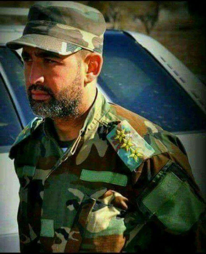 النقيب وسام الشهابي جيش التحرير الفلسطيني