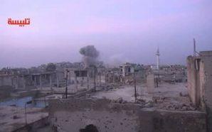 غارات وقصف على مدن وبلدات ريفي حمص وحماة والجيش الحر…