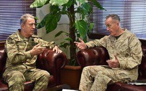 مركز العمليات الأمريكي التركي يعلن شروعه في إقامة منطقة آمنة…