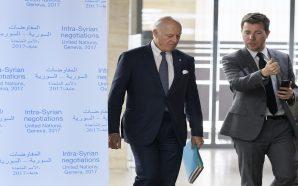 وفد النظام يعود إلى جنيف لمواصلة المفاوضات التي ترعاها الأمم…