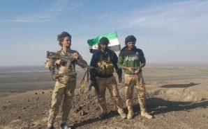 تأبين الشهيد محمد الرمضان من قوات النخبة السورية