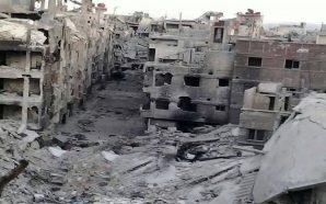 اتفاق بين جبهة النصرة وداعش والنظام لإخلاء وتسليم مخيم اليرموك