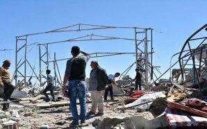 ارتفاع حصيلة ضحايا الغارات التركية على المالكية