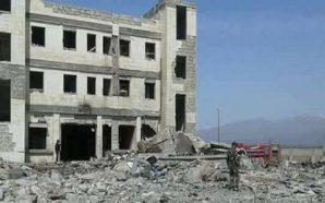 انفجارات في مخازن أسلحة تابعة لميليشيا الدفاع الوطني بالقنيطرة