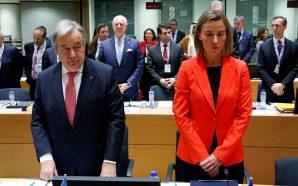 الاتحاد الأوروبي والأمم المتحدة يعقدان مؤتمرا يناقش دعم مستقبل سوريا…