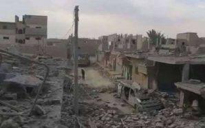 الولايات المتحدة تدعو السعودية للمساهمة بإعادة إعمار المناطق المحررة في…