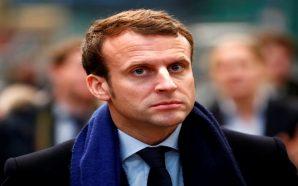 ماكرون يعد بحل سياسي مستدام في سوريا