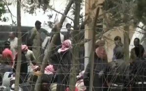 تنظيم داعش يستغل المدنيين في الرقة كدروع بشرية