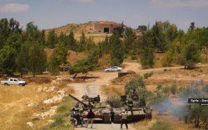 ثوار درعا يستعيدون كتيبة الدفاع الجوي ويقتلون العشرات من قوات…