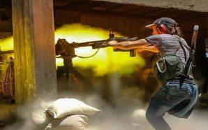 الثوار يصدون هجوما جديدا لحزب الله والميليشيات الإيرانية على جوبر…