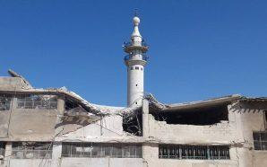 مجزرة جددة يرتكبها طيران النظام في عربين رغم وقف إطلاق…