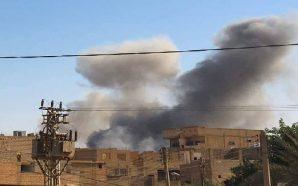 مقتل وإصابة العشرات من عناصر داعش إثر غارة للنظام على…