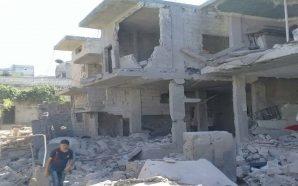 قصف جوي ومدفعي على ريف حمص الشمالي وكتائب الثوار ترد…