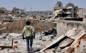 روسيا وإيران تبديان استعدادهما لمشاركة في مشاريع إعادة إعمار سوريا