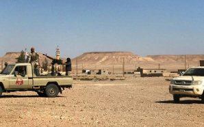 طيران النظام يستهدف مواقع لجيش أسود الشرقية يشتبه تواجد الطيار…