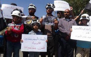 سبعة من متطوعي الدفاع المدني السوري قتلوا بدم بارد في…