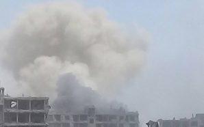 مدفعية النظام تقصف الغوطة الشرقية في خرق متواصل لاتفاق خفض…