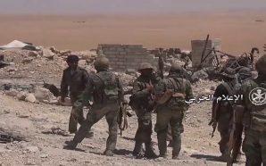 قوات الأسد تسيطر على مواقع جديدة في ريف حمص الشرقي