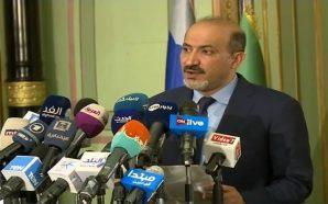 كلمة السيد أحمد الجربا حول الهدنة في الغوطة الشرقية وريف…