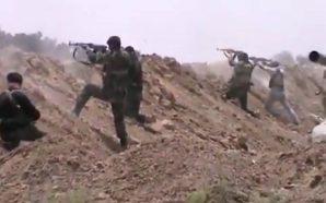 داعش يصد هجوما للنظام في مراط والطيران العراقي يستهدف مواقع…
