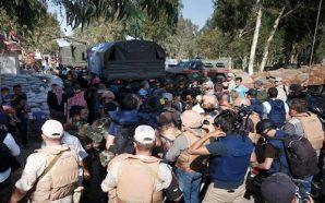 المساعدات الإنسانية لتعزيز الدور الروسي كوسيط في سوريا