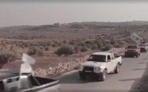 هيئة تحرير الشام تحشد بباب الهوى في مقابل حشود تركية