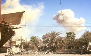 قوات النظام تكثف قصفها المدفعي على القورية والدحلة مع استمرار…
