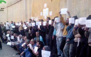 قوات الأسد تحاول اقتحام سجن حمص المركزي وسط حالة غليان…