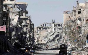 مشاهد صادمة وروايات مفجعة بعد أيام من دحر تنظيم داعش…