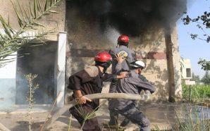 قصف عنيف على عين ترما وكفر بطنا يسفر عن إصابات…