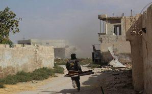 قوات النظام تقتل سيدتين وطفلتين في قصف مدفعي على كفربطنا…
