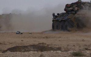 تنظيم داعش والنظام يتقدمان في إدلب وحماة على حساب جبهة…