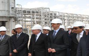إنجاز نوعي.. خط جديد لنقل الغاز الطبيعي في ريف حمص…