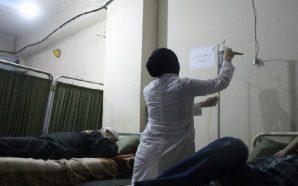 الحصار المطبق على الغوطة الشرقية يهدد حيوات المئات من مرضى…