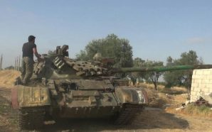 الجيش الحر يردي 16 عنصرا من داعش في ريف درعا…