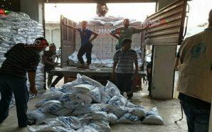 قافلة مساعدات لريف حمص الشمالي مع استمرار إضراب المعتقلين في…