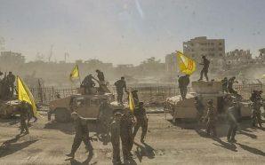 الرقة بعد أربع سنين من إعلانها عاصمة لخلافة داعش المزعومة