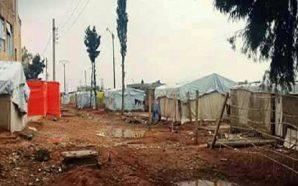 ازدياد معاناة نازحي مخيمات درعا والقنيطرة في ظل انعدام لأدنى…