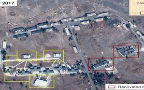 إيران تنشئ قاعدة عسكرية ضخمة في الكسوة جنوبي دمشق