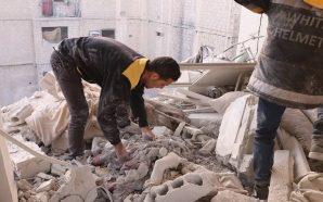 موسكو تندد باستهداف سفارتها في دمشق والنظام يستهدف الغوطة الشرقية…